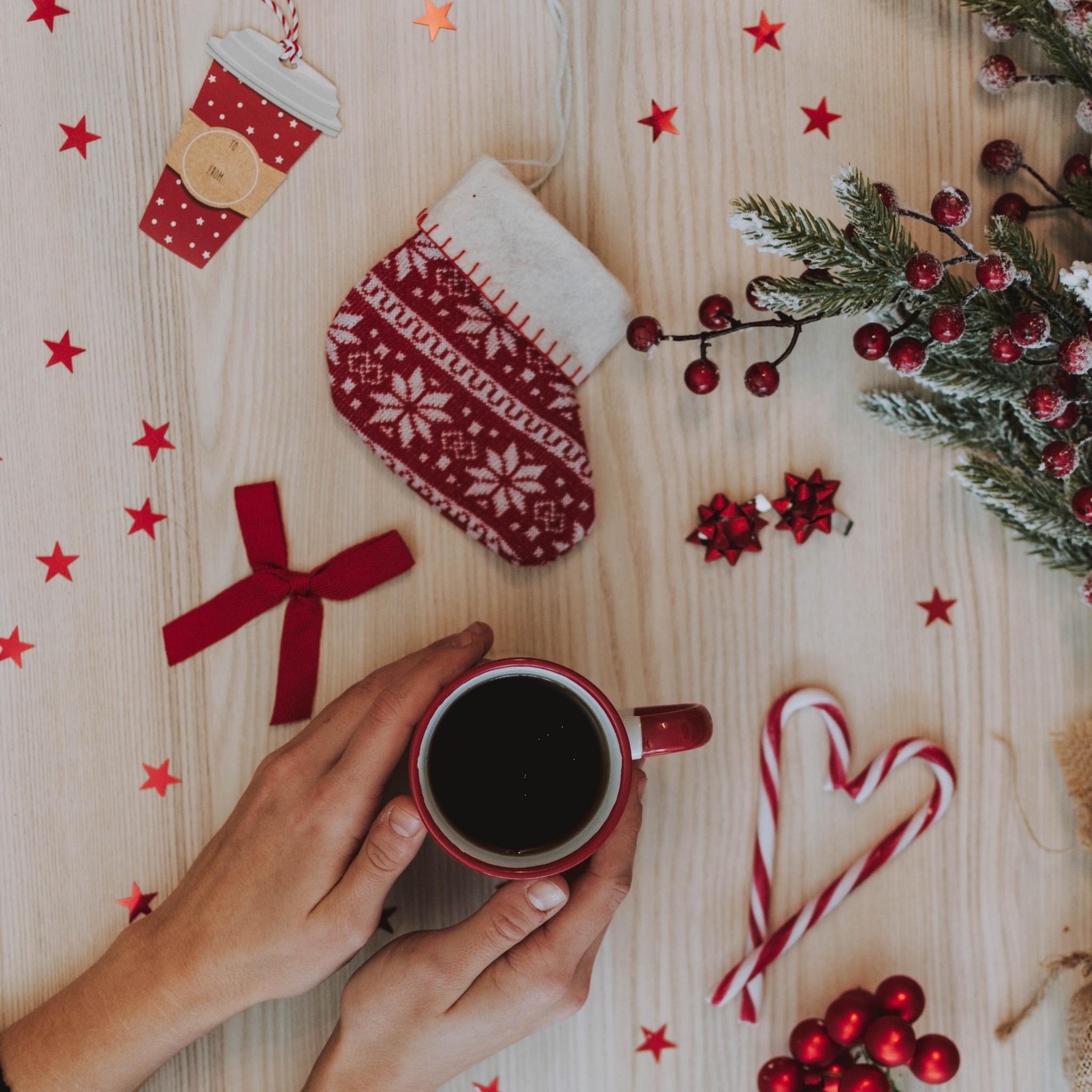 Kerstcadeaus uitpakken op afstand!