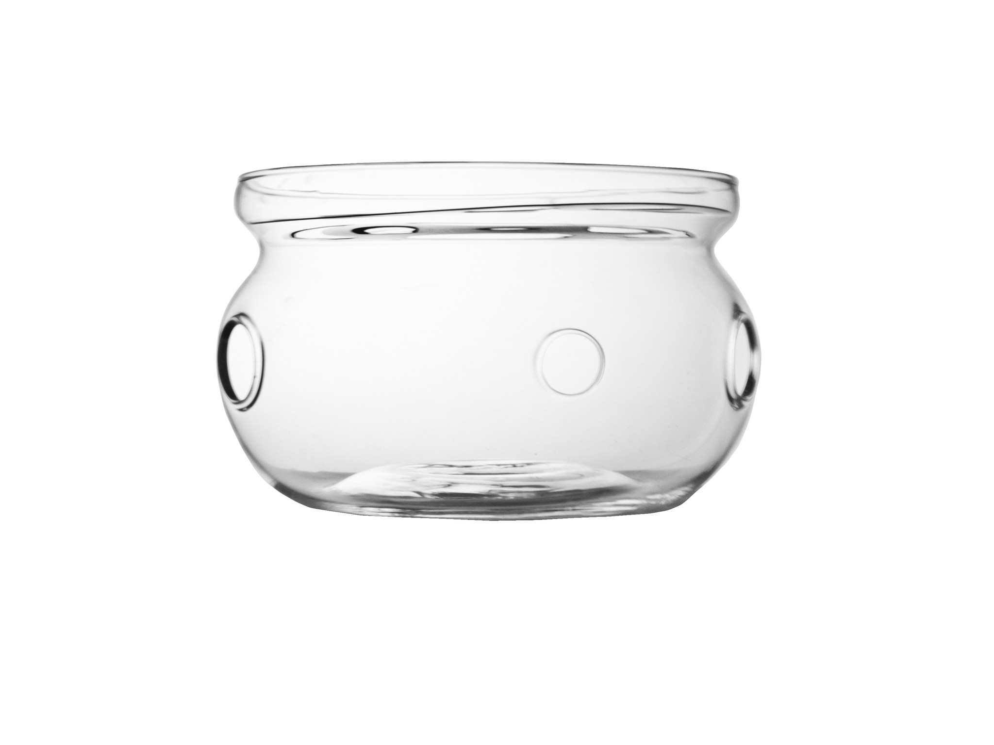 Bredemeijer Theelicht Verona enkelwandig glas