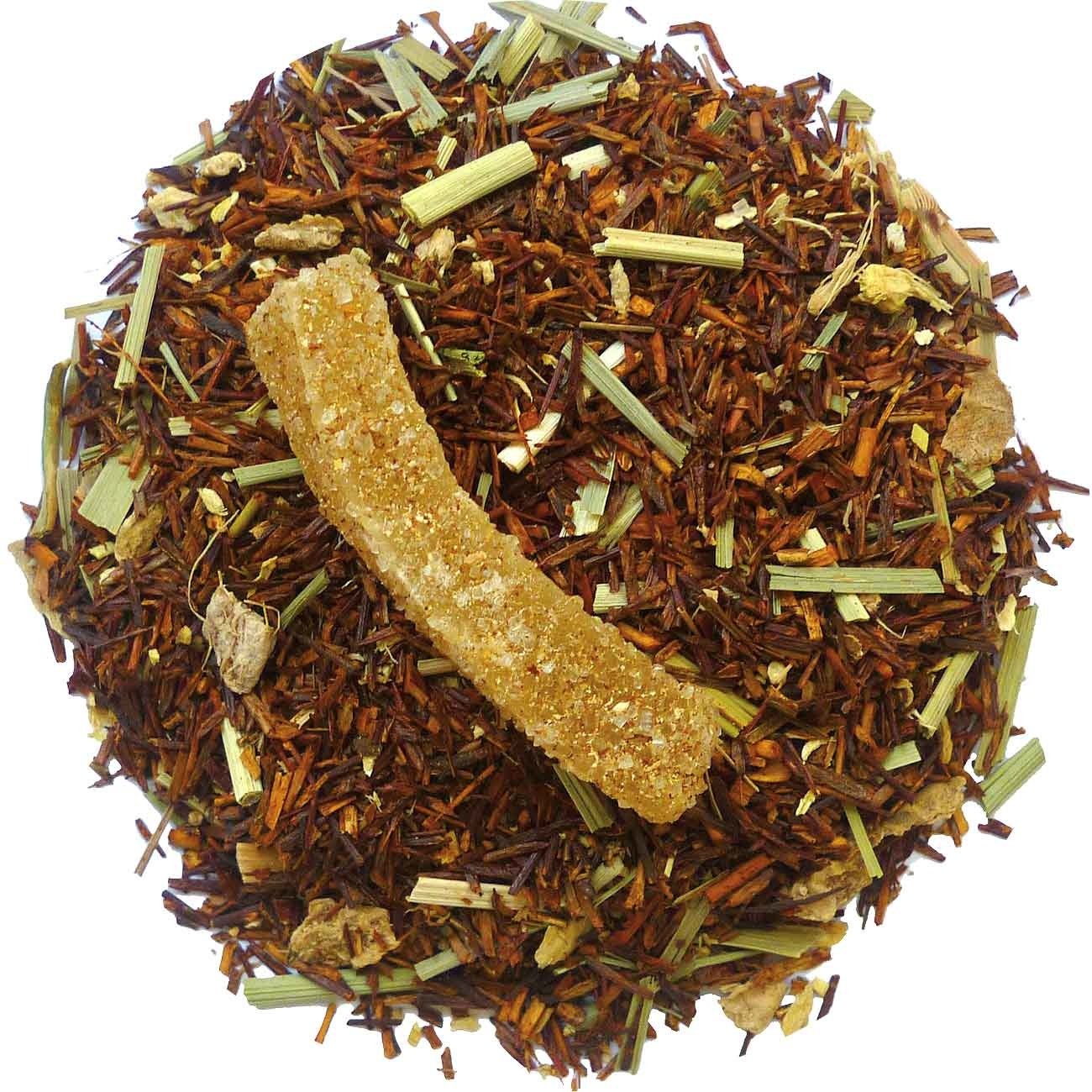 Sparkling Ginger Rooibos thee
