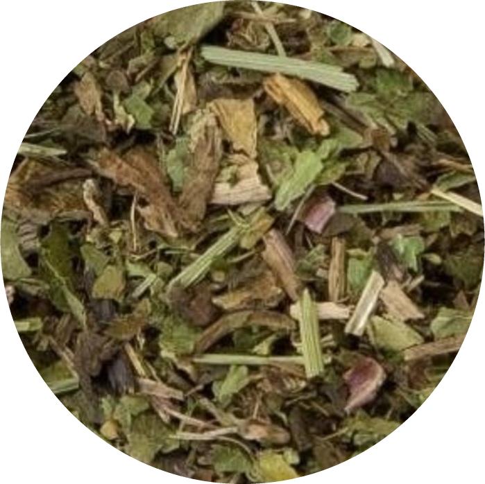 Paardenbloemkruid thee