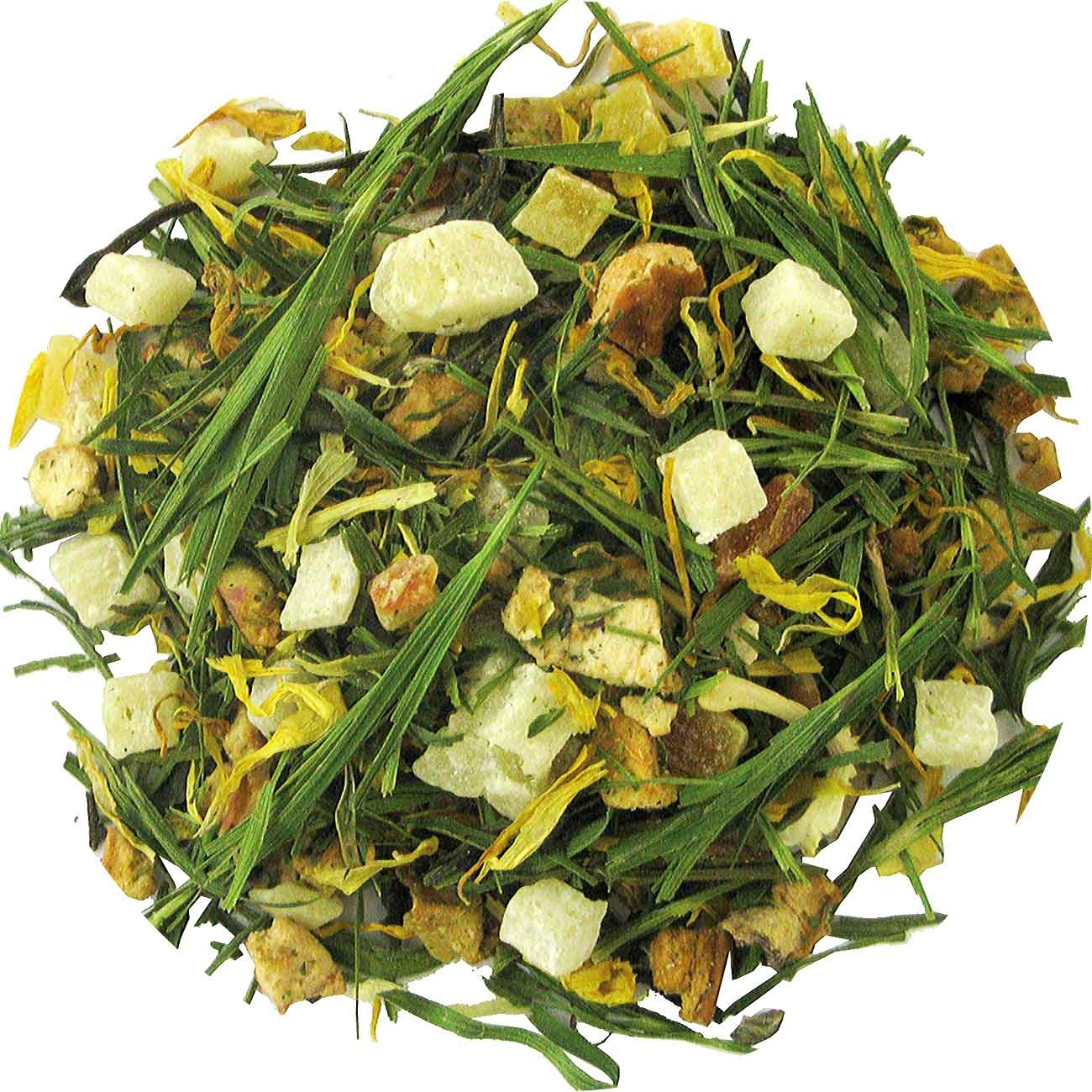 Bamboe vruchten thee
