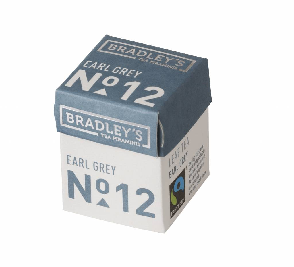 Bradley's Piramini Earl Grey 12
