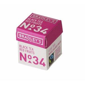 Bradley's Piramini Rode vruchten tea 34