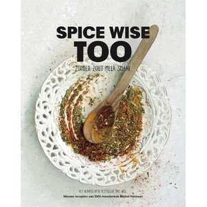 Spice Wise Too zonder zout meer smaak boek