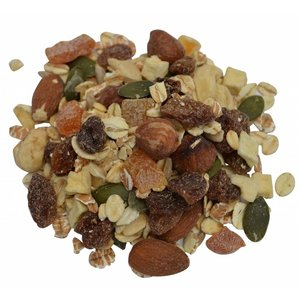 Muesli superieur noten en vruchten