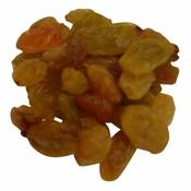 Rozijnen geel jumbo premium quality zak 1 kilo