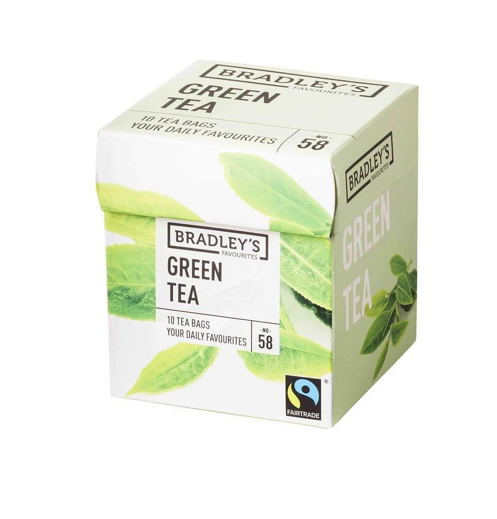 Favourites  Green Tea 58