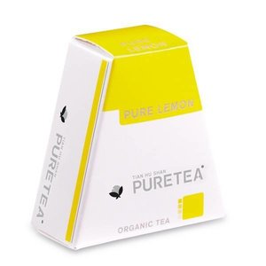 Pure Lemon White Line 18 stuks