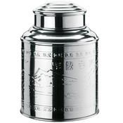 Tea Caddy glans 80x105mm 100 gram