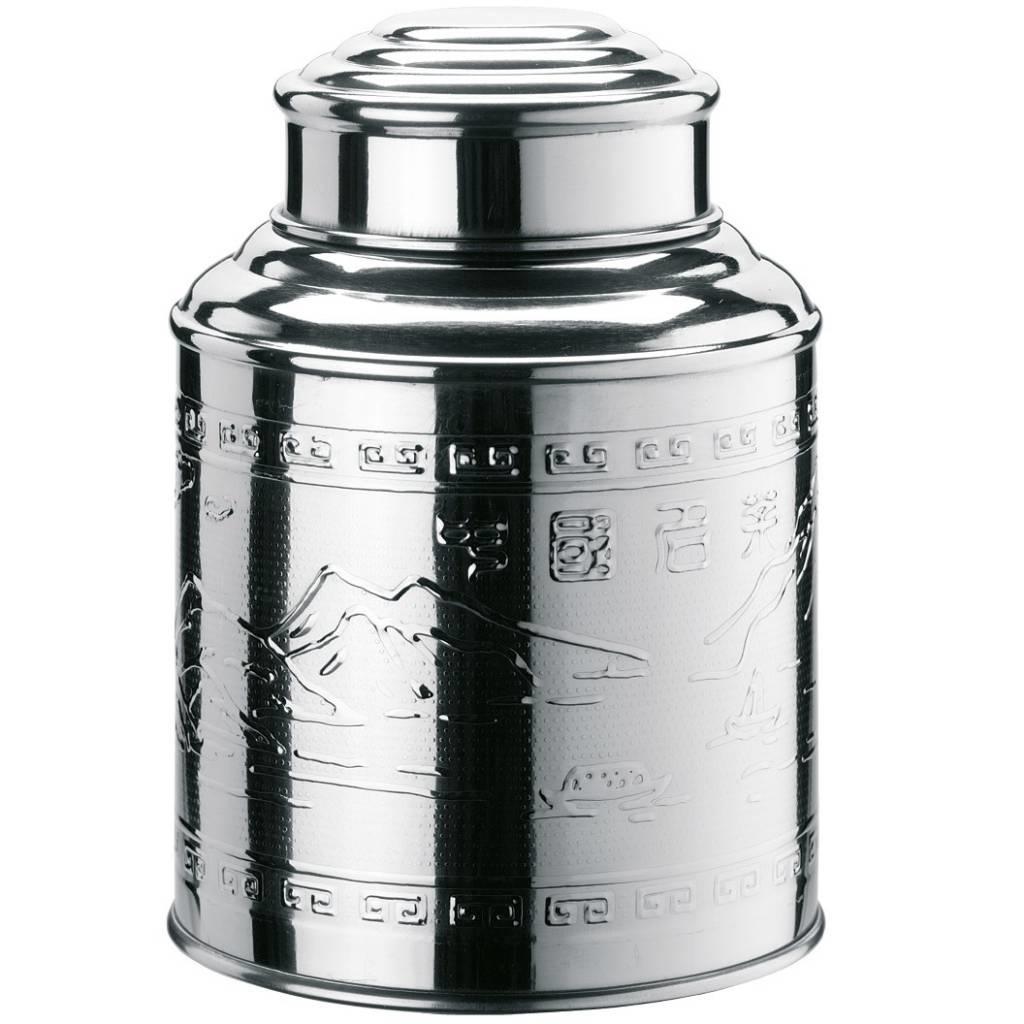 Tea Caddy glans 115x150mm 300 gram