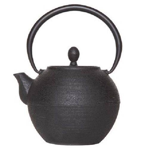 Theepot Atika gietijzer zwart 1.25 liter