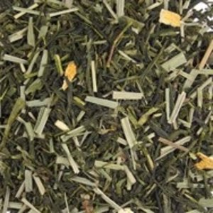 Green Lemon Sencha per 100 gram