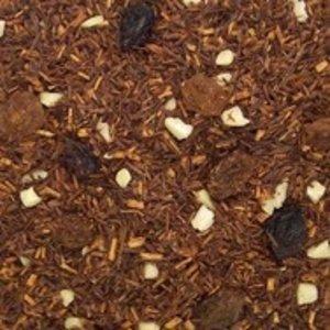 Marsepein Rum Rooibos per 100 gram