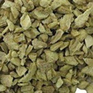 Gemberwortel gesneden per 100 gram
