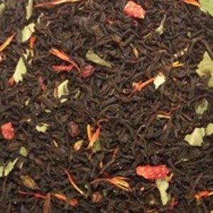 Bosvruchten thee per 100 gram