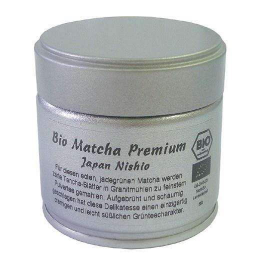 Matcha Premium Japan Nishio per 30 gram