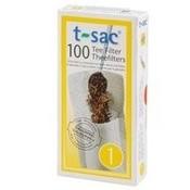 T-Sac theefilter nr. 1 (100 stuks)