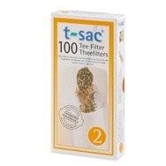 T-Sac theefilter nr. 2 (100 stuks)