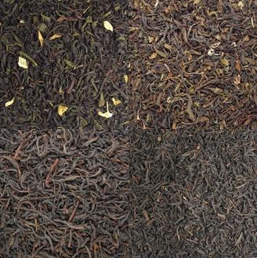 Zwarte thee proefpakket