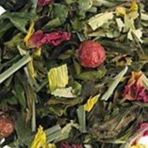 Sencha Yuzu Thee per 100 gram