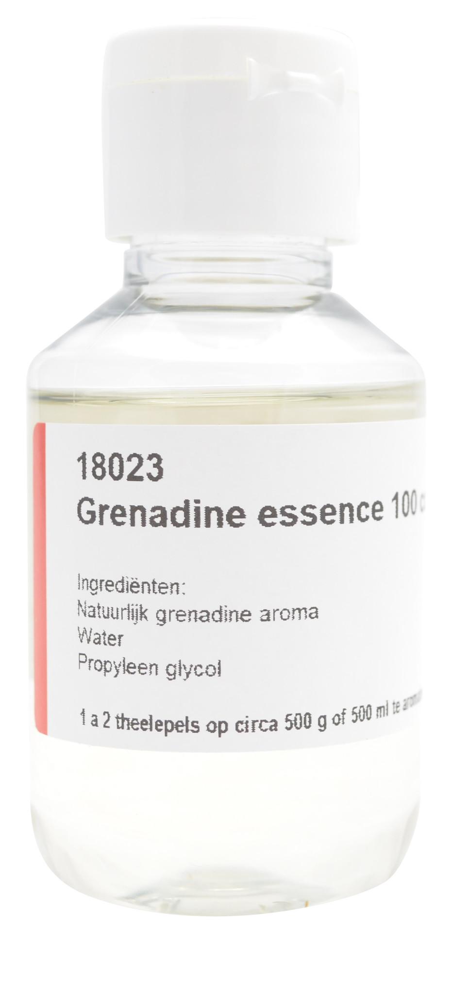 Grenadine essence 100 cc