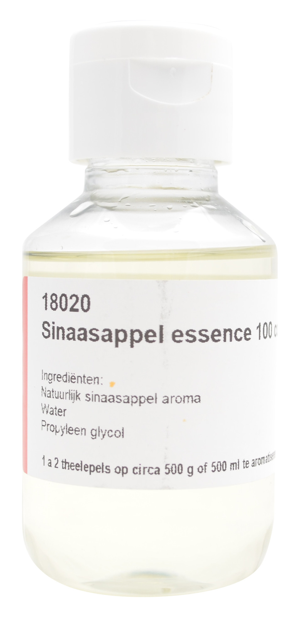 Sinaasappel essence 100 cc