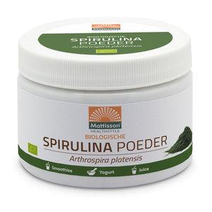 Spirulina Biologisch poeder 125 gram