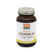 Vitamine D  25 mcg tabletten