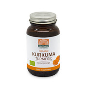 Mattisson Kurkuma Biologisch capsules