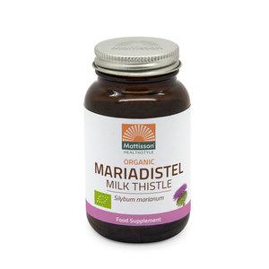 Mariadistel Biologisch 120 capsules