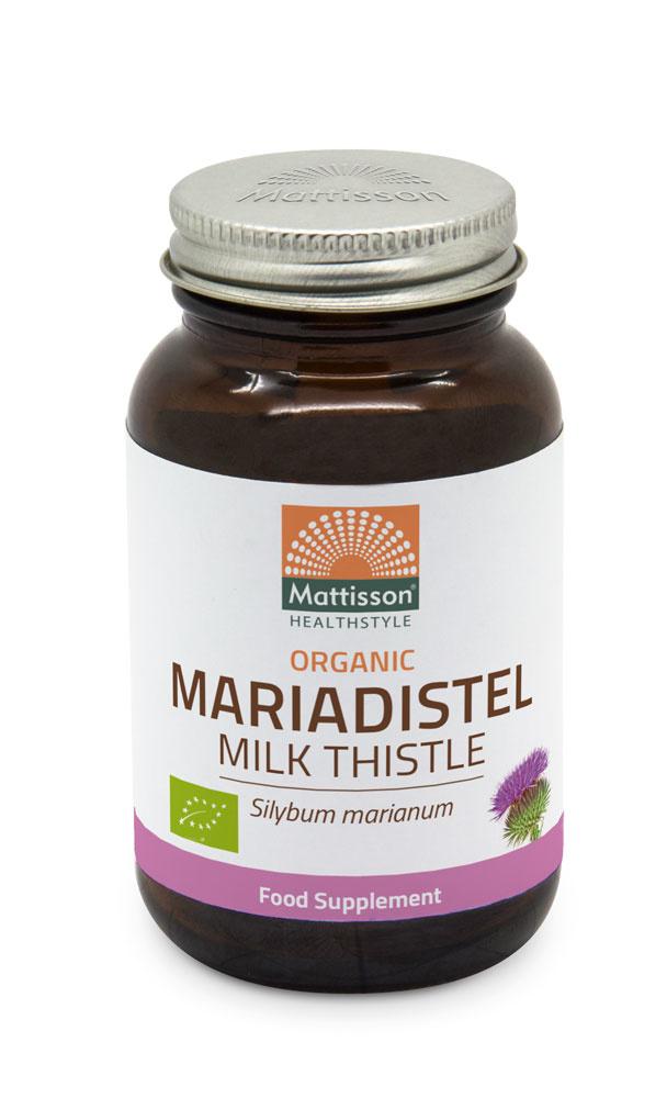 Mariadistel Biologisch capsules
