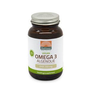 Algenolie Omega-3 DHA 260mg 60 capsules