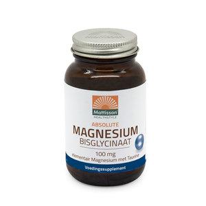 Mattisson Magnesium Bisglycinaat 90 tabletten