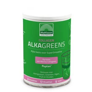 AlkaGreens Collageen poeder 300 gram