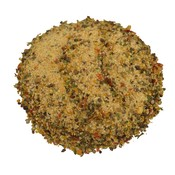 Knoflookpeper kruiden minder zout