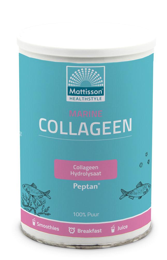Mattisson Marine Collageen Hydrolysaat Pure 300 gram