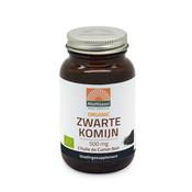 Mattisson Zwarte Komijn Olie BIO 500 mg 90 capsules