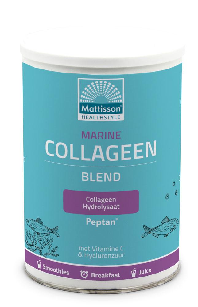 Marine Collageen Hydrolysaat Blend 300 gram
