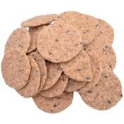 Sesamcrackers met peper 120 gram