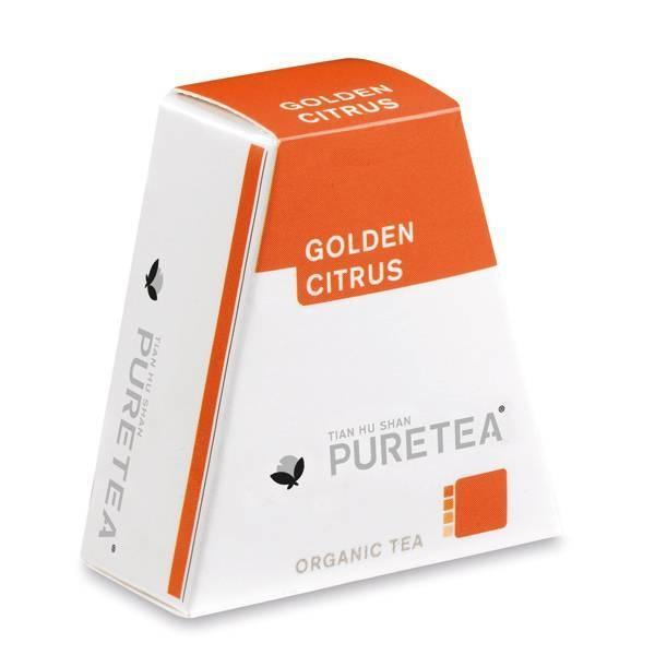 Golden Citrus thee
