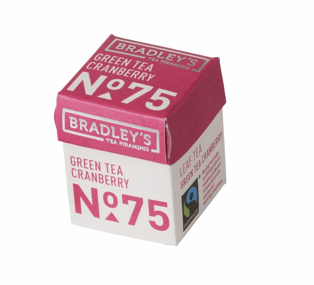 Piramini Green Cranberry tea 75