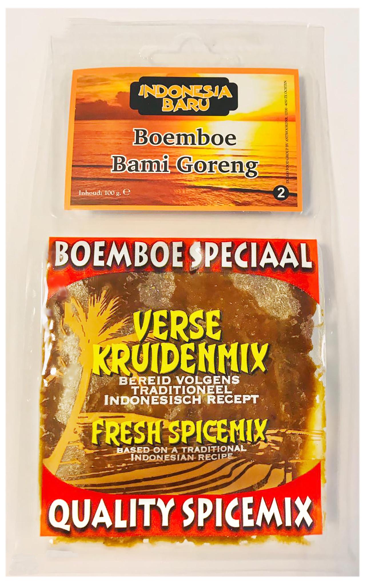 Boemboe Bami