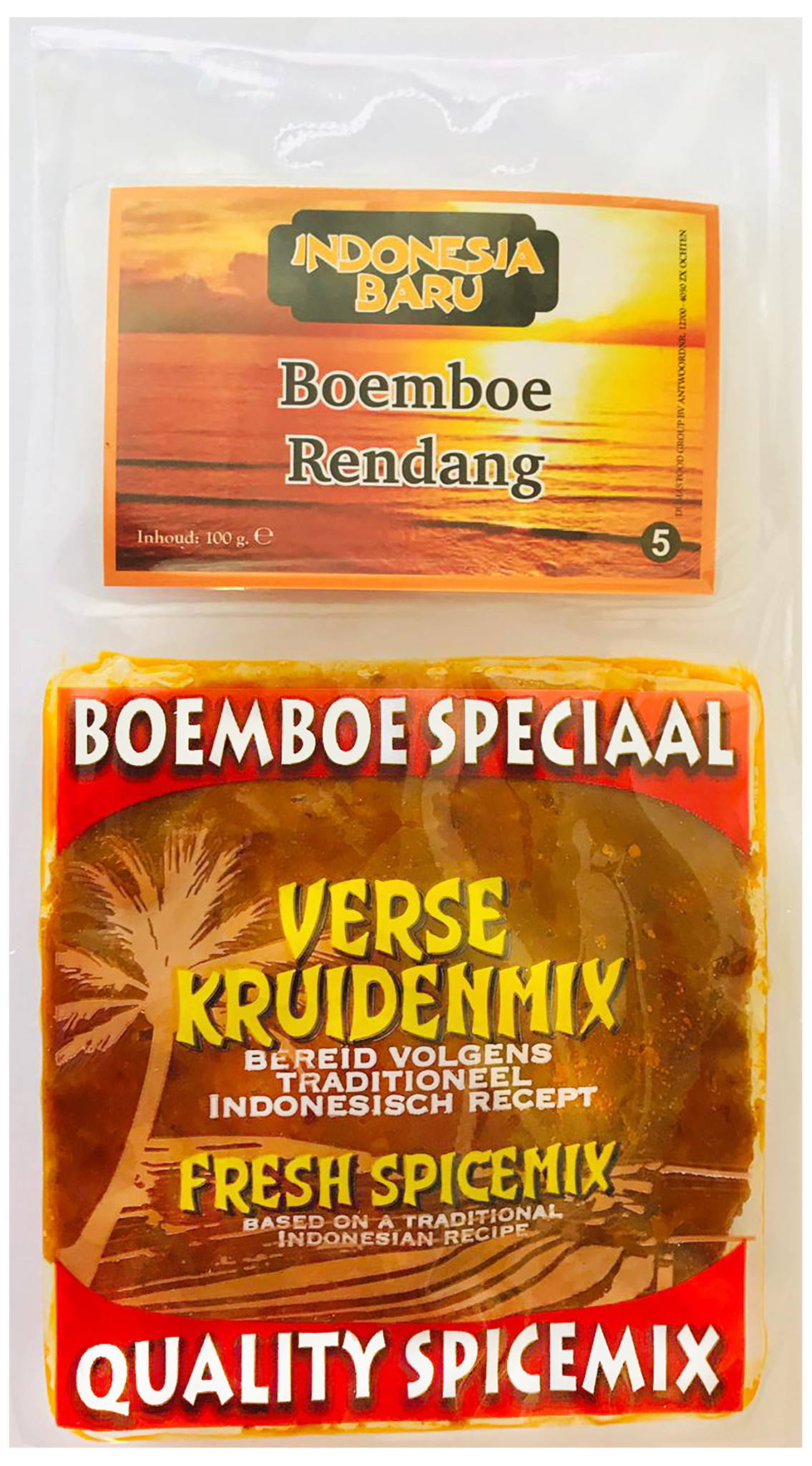 Boemboe Rendang