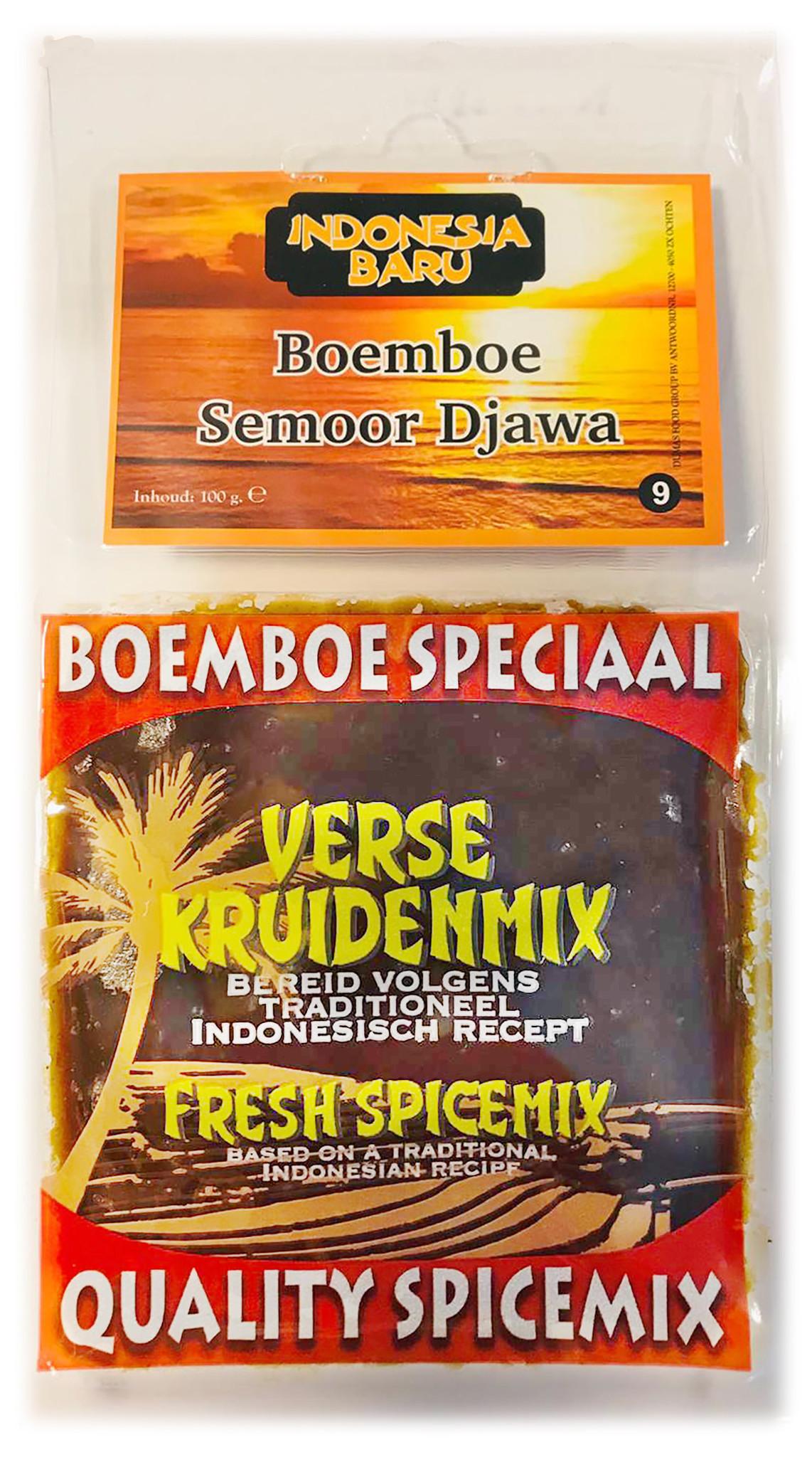 Boemboe Semoor Djawa