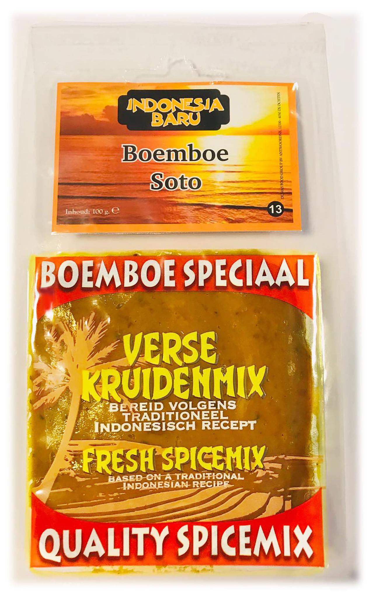 Boemboe Soto