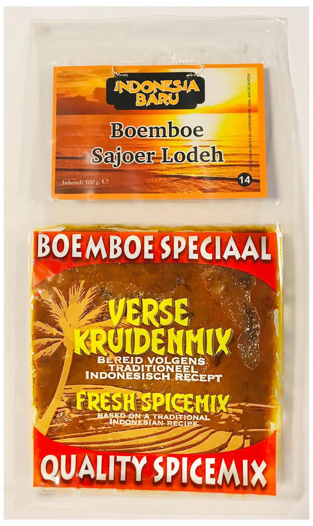 Boemboe Sajoer Lodeh