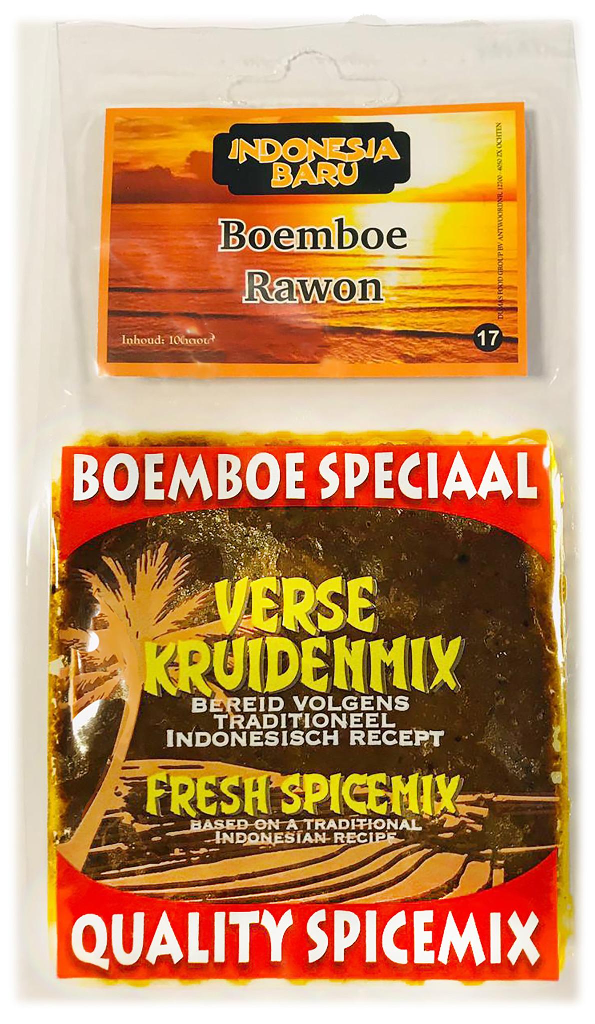 Boemboe Rawon