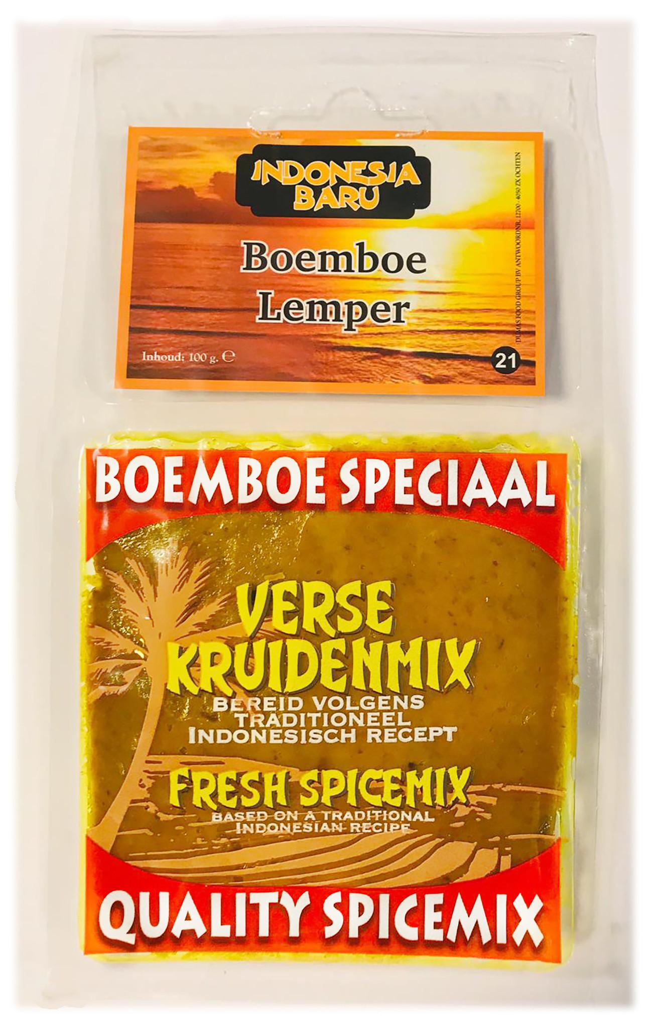 Boemboe Lemper