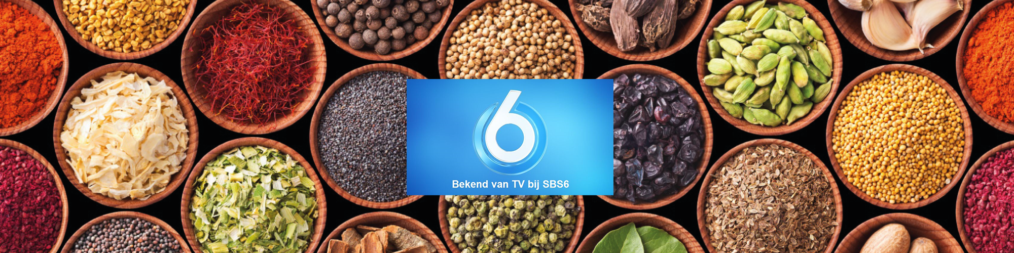 Specerijen en kruiden – Online kruiden kopen banner 1