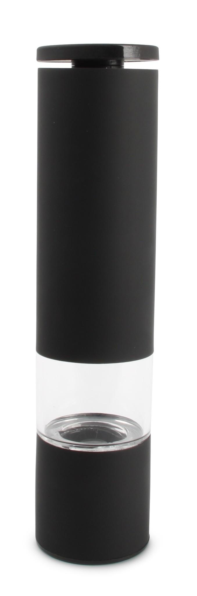 Peper- of zoutmolen zwart 215 mm